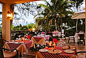 Blue Tropic Restaurant Bar 1 - Restaurants