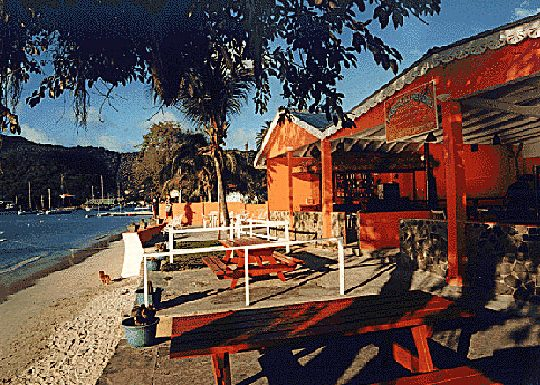 LAuberge des Grenadines 540x385 - Restaurants
