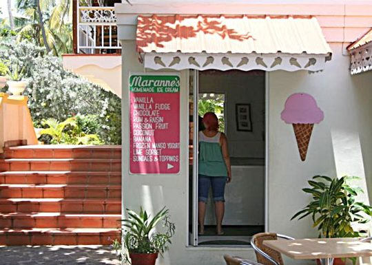 Marannes Ice Cream 540x385 - Restaurants