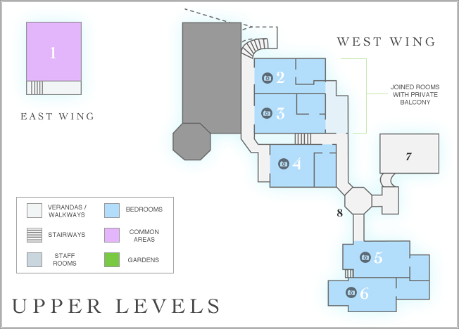 upperlevels - Floor Plan