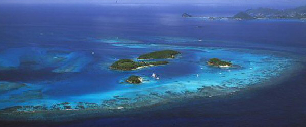Tobago Cays National Park - Excursions