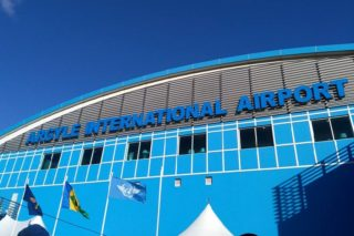 Flights from Canada to St. Vincent Argyle Intl Airport